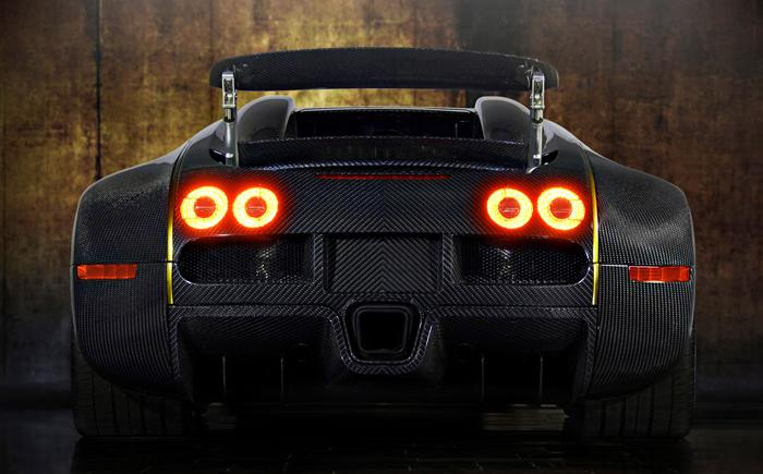 Бугатти Veyron