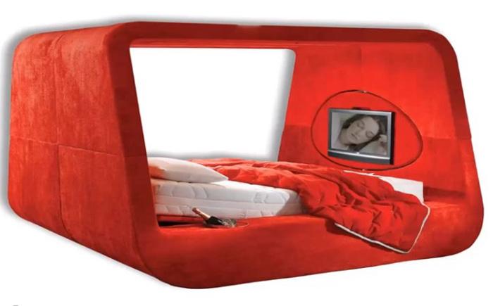 Сферическая кровать