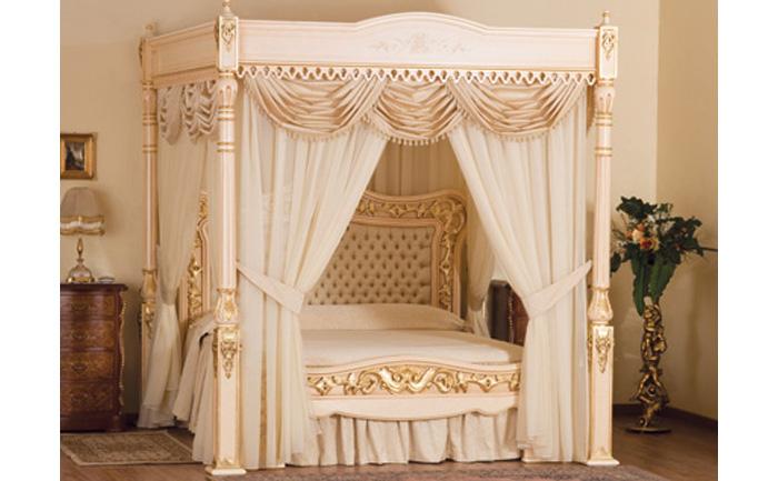 Кровать с балдахином Supreme