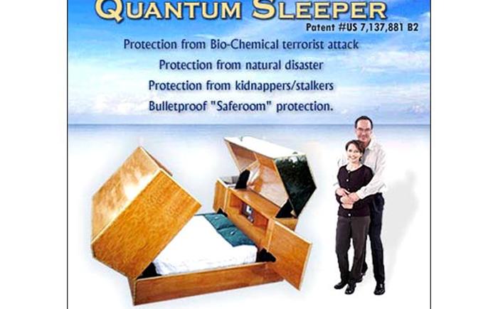 Кровать Quantum Sleeper