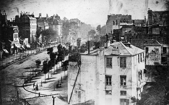 Susse Freres Daguerreotype Camera. Фотография