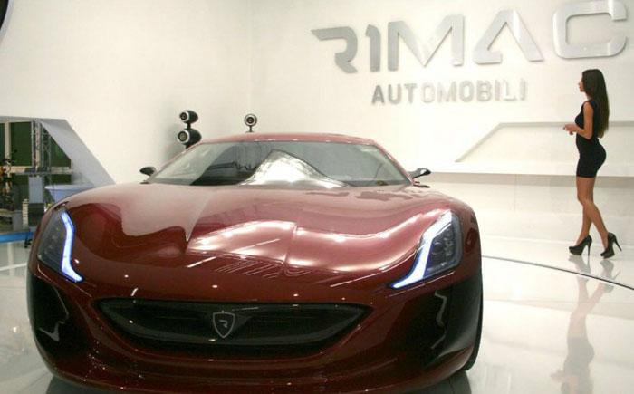 5 самых дорогих электромобилей в мире