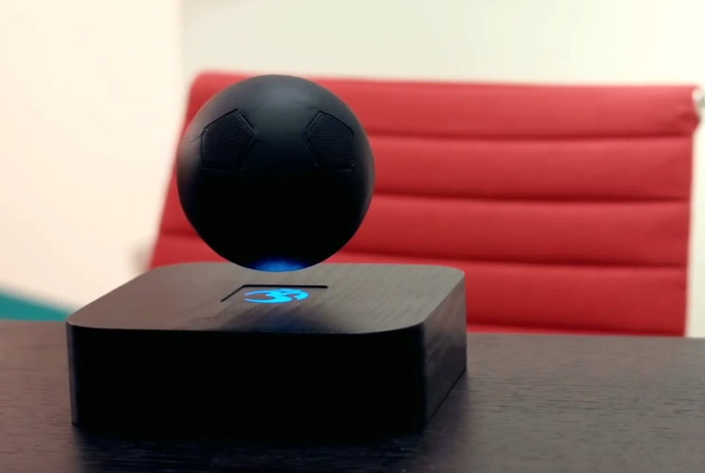 Om One: левитирующий Bluetooth-динамик