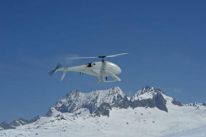 KOAX X-240 и NEO S-300 – беспилотные вертолеты от компании Swiss UAV