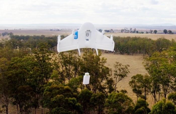 Project Wing – воздушный флот корпорации Google