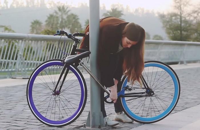 Yerka – велосипед, который сам себя защитит от угона