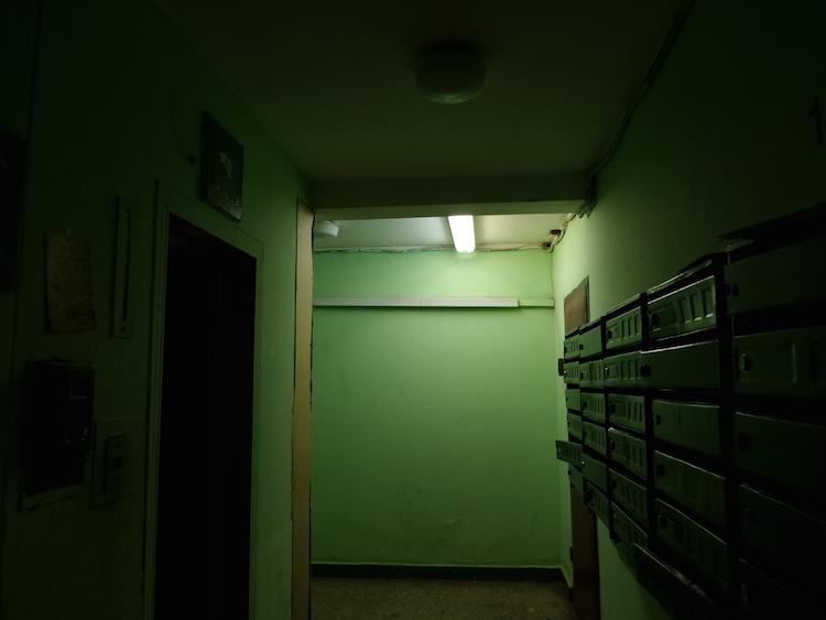 На этом снимке с контрастным освещением камера отлично справилась с заданием —провалы в тенях минимальные.