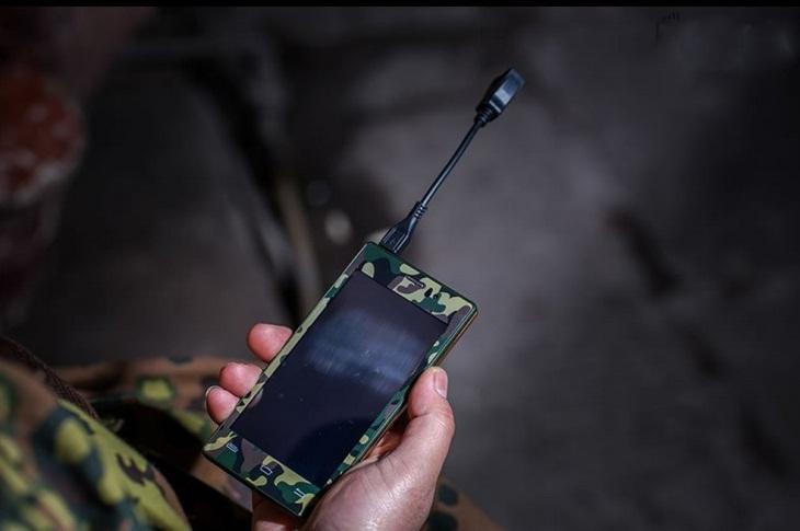 Смартфон военного назначения