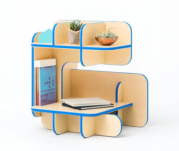 Необычная мебель от японских архитекторов.