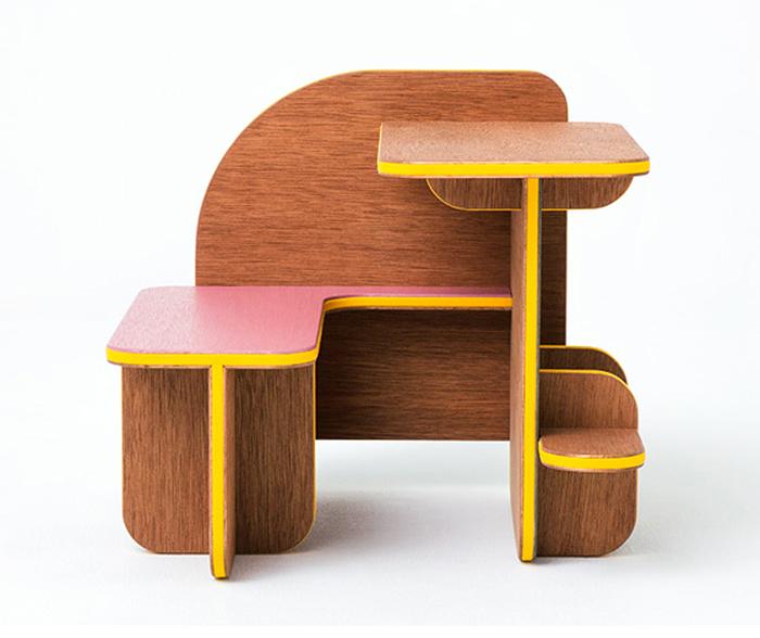 Необычная мебель для взрослых и детей.