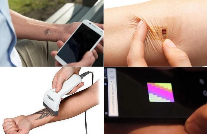 Необычные примеры современных цифровых татуировок