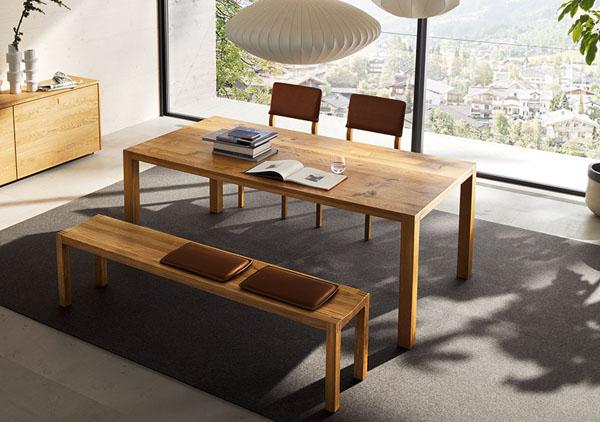 Обеденный стол от студии Team 7