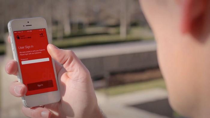 Eyeprint ID позволит разблокировать телефон взглядом