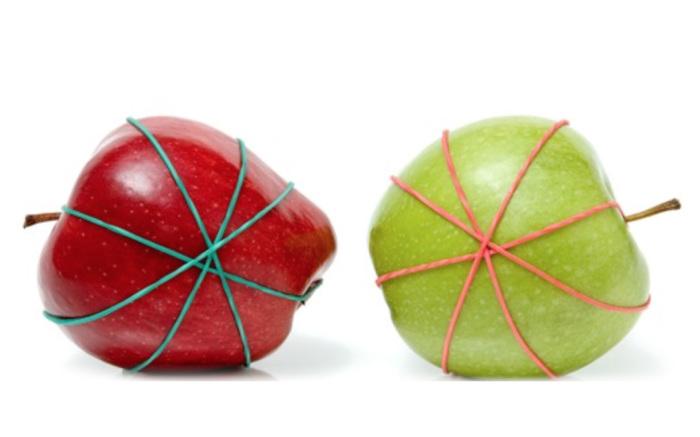 Лайфхак для тех, кто хочет сохранить яблоко свежим.