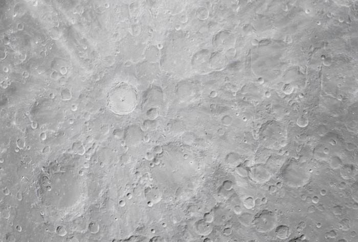 Подробные карты Марса и Луна на Google Maps