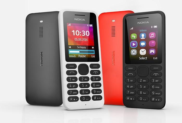 Nokia 130 – мобильный телефон за 19 евро от Microsoft