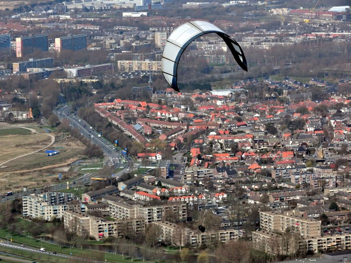 Воздушный змей в помощь энергетике