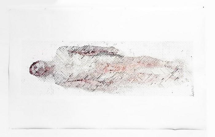 Drawing Blood – принтер для рисования кровью