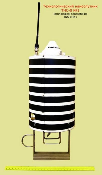 ТНС-0 – спутник под управлением SMS