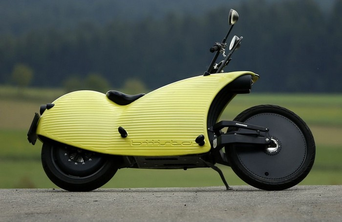 Johammer J1 – электрический мотоцикл с запасом хода в 200 км