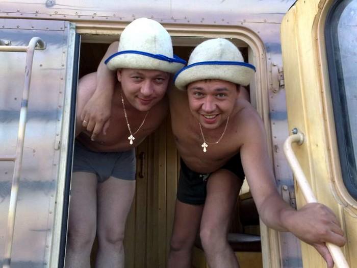 ГазБаныч – баня на колесах