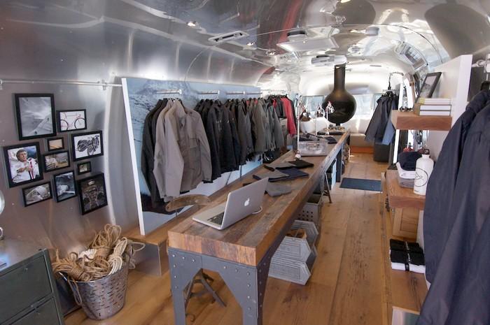 AETHERstream – бутик на колесах