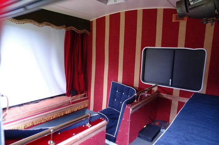 Sol Cinema – кинотеатр на колесах