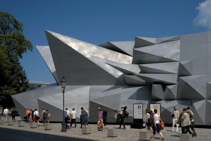 Оперный театр 21 MINI Opera Space в Мюнхене