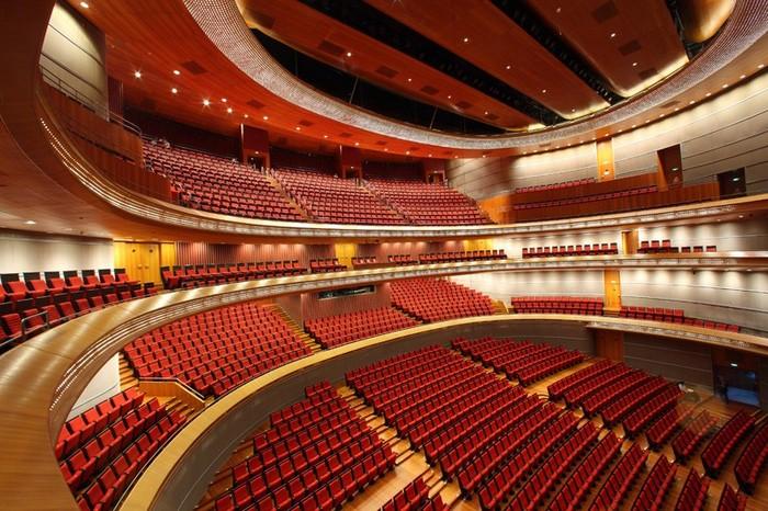 Национальный театр исполнительских искусств в Пекине