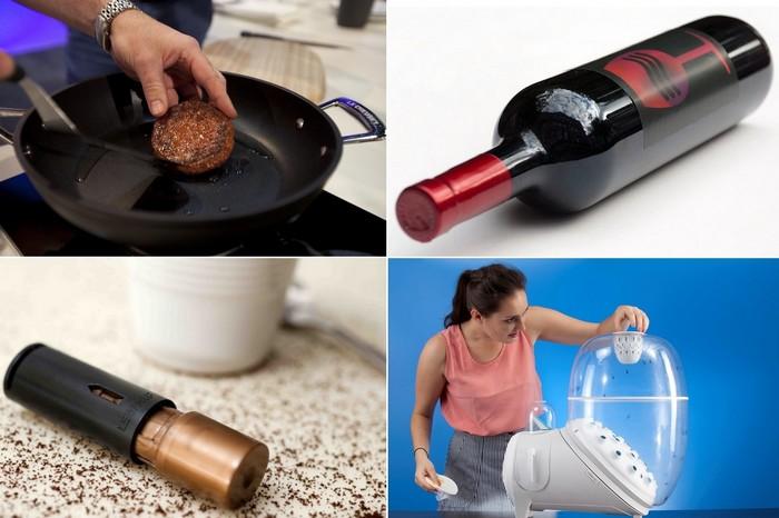 Самые странные технологии в современной кулинарии