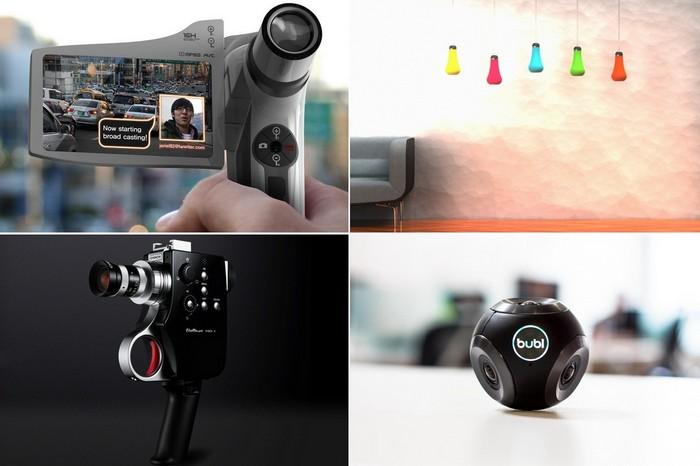 Самые необычные в мире видеокамеры