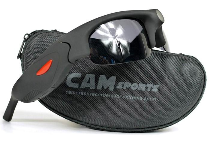 Camsports Coach – экшн-видеокамера в солнцезащитных очках