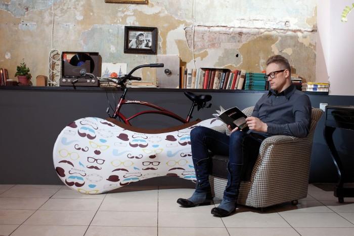 Velo Sock - стильный и практичный аксессуар для велосипеда.