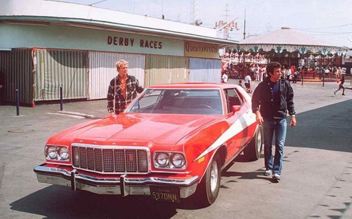 Форд Гран Торино 1975/79 – «Старски и Хатч»