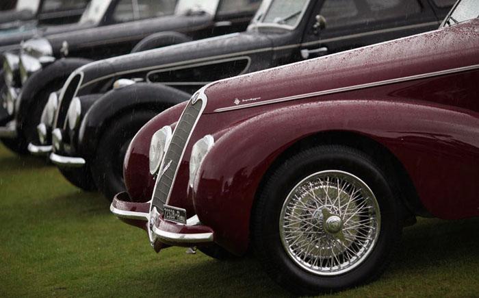 10 самых дорогих классических моделей автомобилей