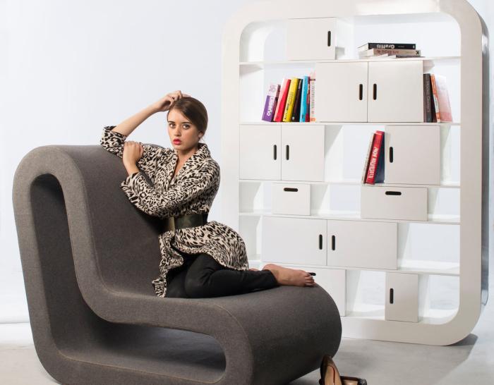 Современная мебель ручной работы от Signalement.