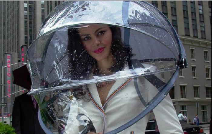 Новая оригинальная модель зонта.