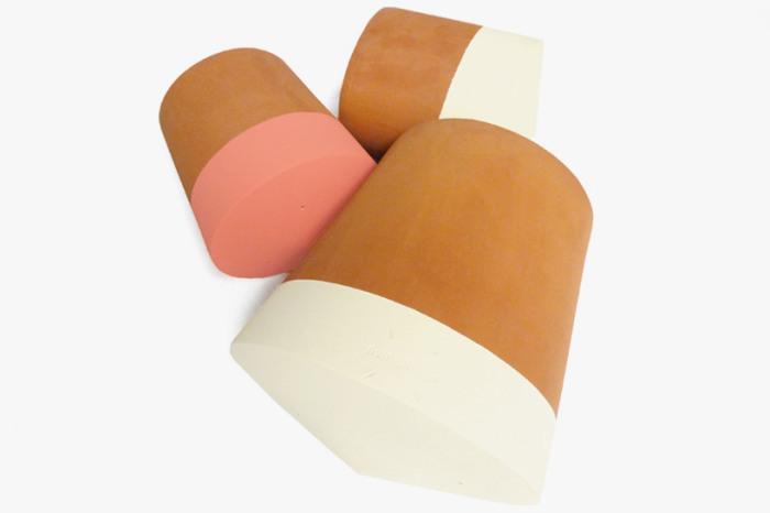 Цветочные горшки от испанской дизайн-студии Studio BAG Disseny.