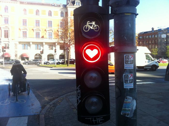 4)| Сердце - Копенгаген, Дания.