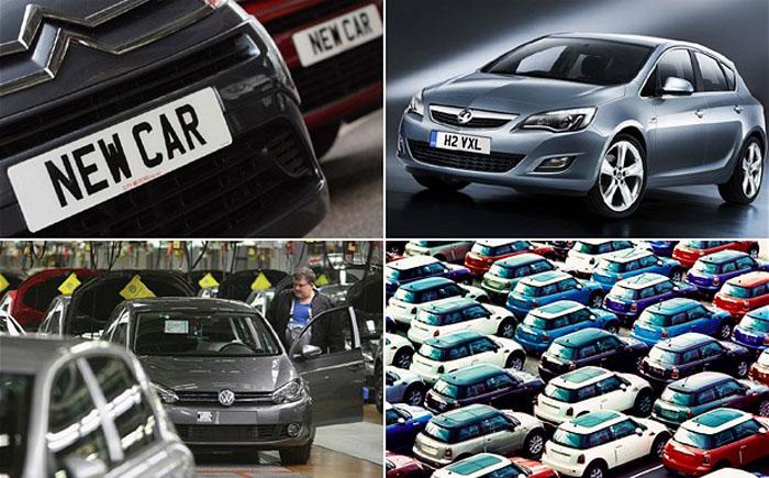 10 самых продаваемых автомобилей в мире