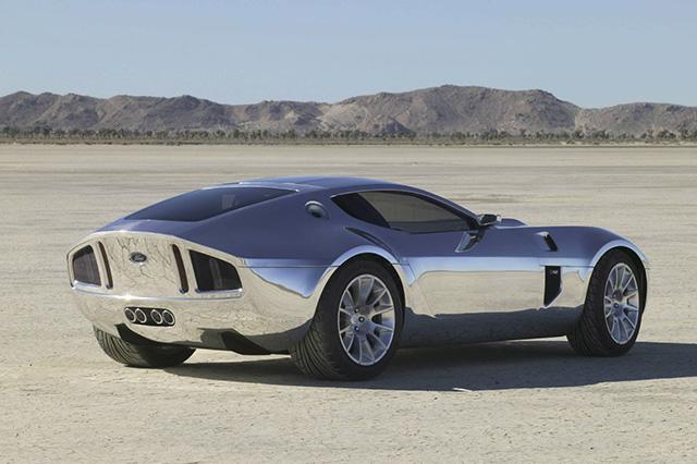 Изысканный Ford Shelby GR-1.