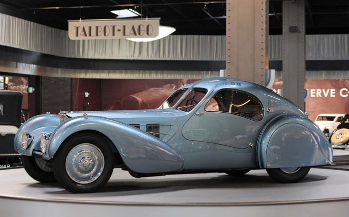 1936 Bugatti 57SC Atlantic