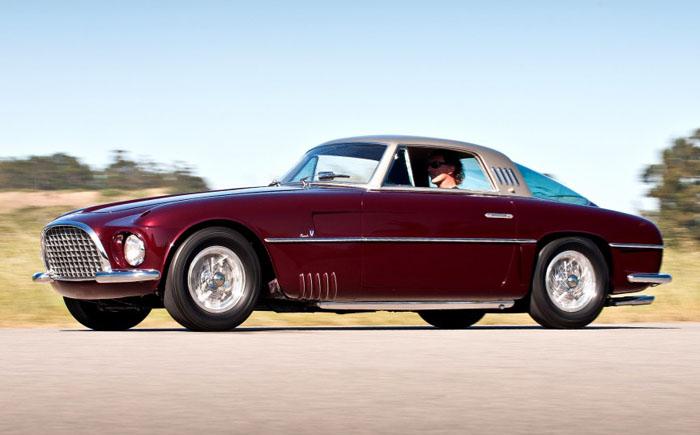 1953 год Ferrari 375 Америка