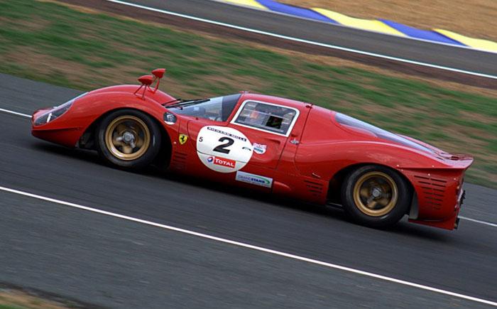 1966 год Ferrari 330 P3
