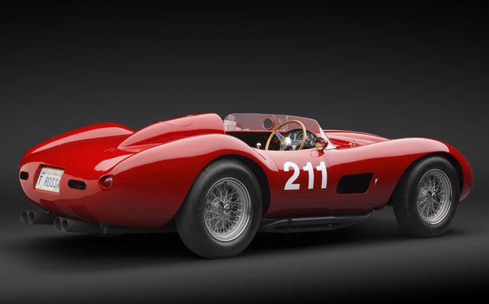 1957 год Ferrari 625