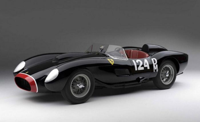1957 год Ferrari 250 Testa Rossa