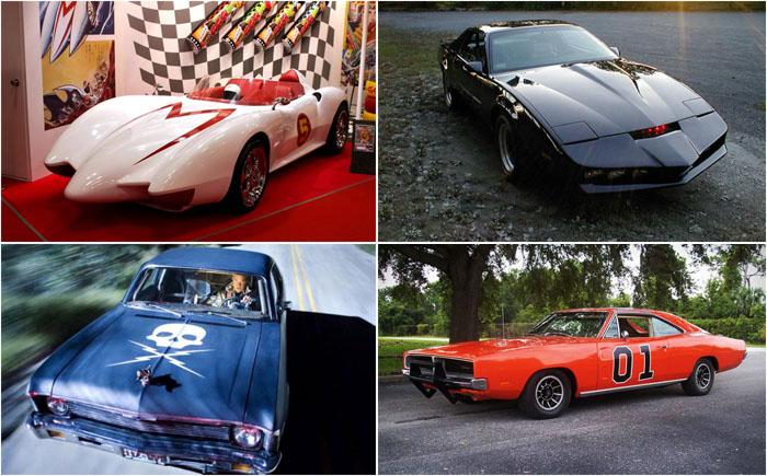 Самые крутые голливудские автомобили
