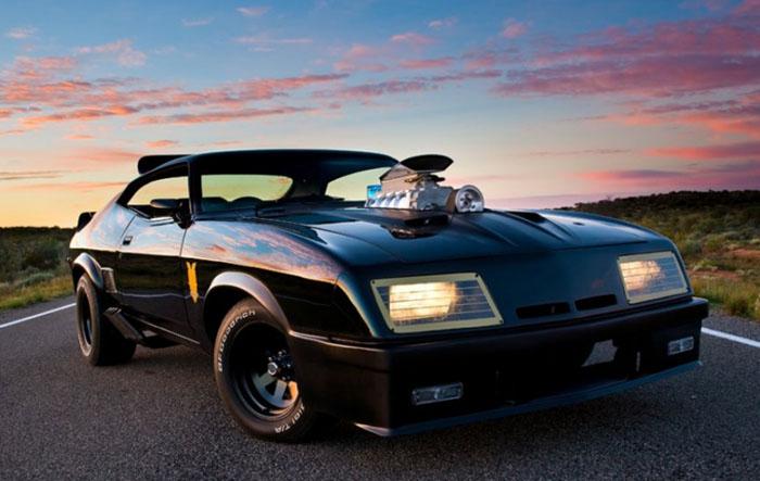 Автомобиль «Перехватчик» - «Безумный Макс» (1979 год)