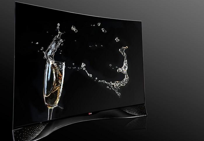 Плазменный телевизор от LG и Swarovski