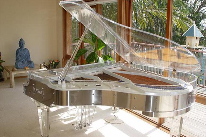 Хрустальное фортепиано